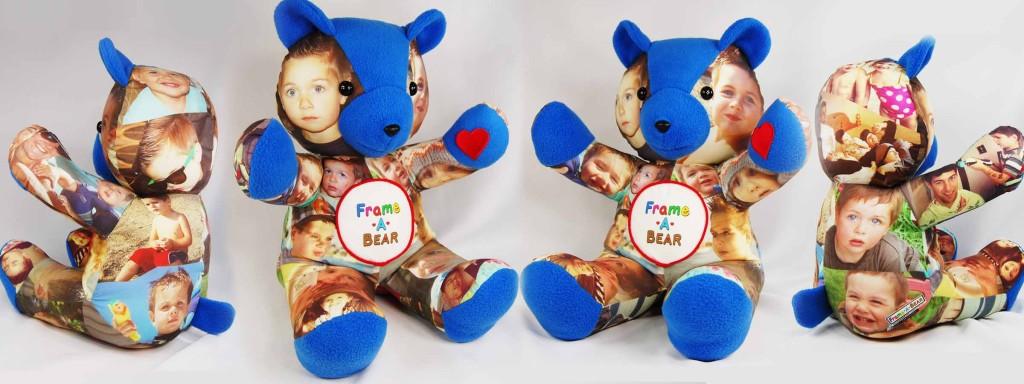 original frame a bear