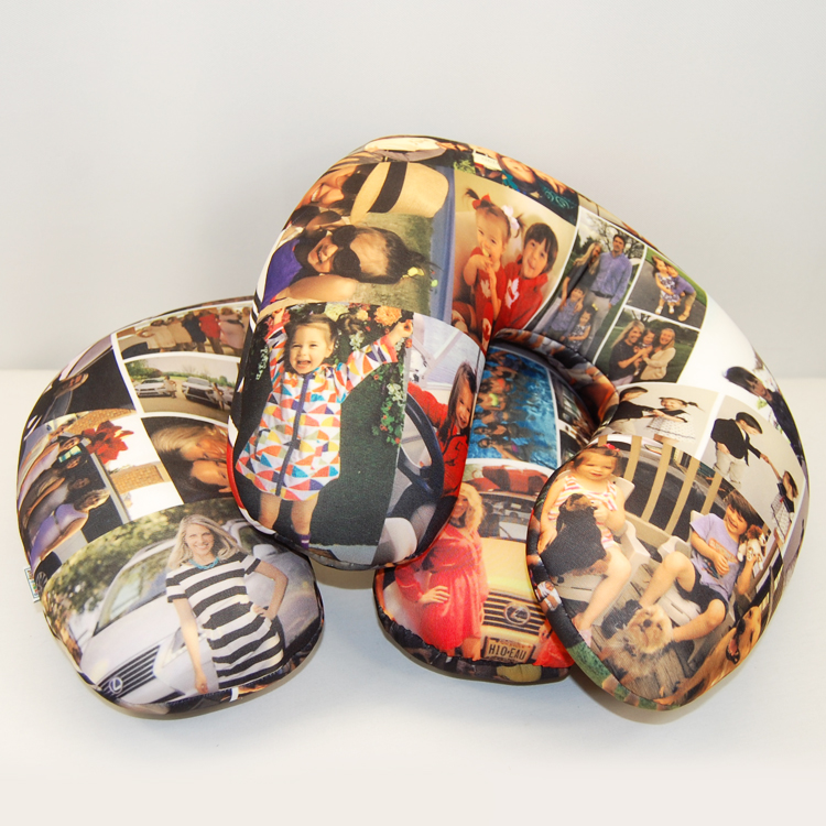 Frame A Bear Neck Pillow